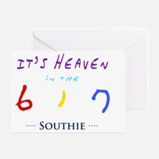 southie Greeting Card