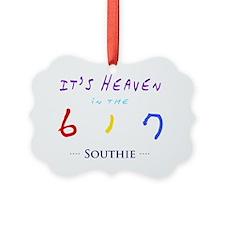 southie Ornament