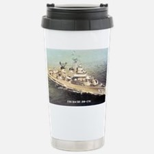 bache dd sticker Travel Mug