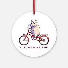 belling-ham-bike-LTT Round Ornament