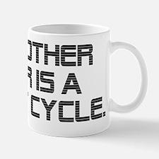 NOVELTYLIGHTCYCLE Mug
