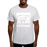 Rainbow sheep mens tee Mens Light T-shirts