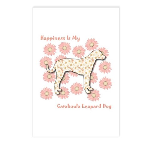 Catahoula Happiness Postcards (Package of 8)