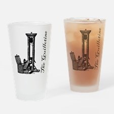 The Guillotine Drinking Glass