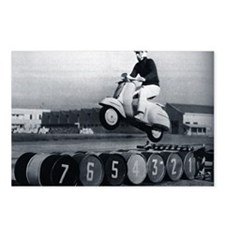 Stunt Scooter Postcards (Package of 8)