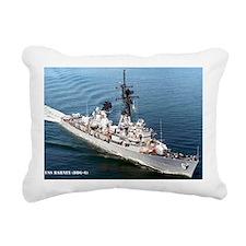 barney postcard Rectangular Canvas Pillow