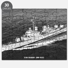 barry large framed print Puzzle