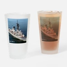 barney calendar Drinking Glass