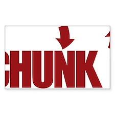 Ukulele Chunk w Decal