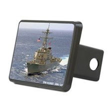 barry ddg note card Hitch Cover