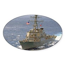 barry ddg note card Decal