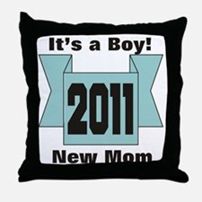 CPBANNERBOY11 Throw Pillow