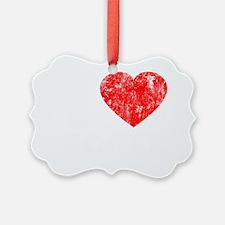 Love Roger - dk Ornament