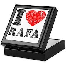 Love Rafa Keepsake Box