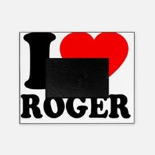 Love Roger 2 Picture Frame
