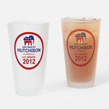 2012_kay_hutchison_main Drinking Glass