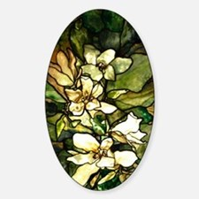 magnolia stained glass545 3g Decal