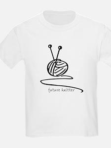 Future Knitter Kids T-Shirt