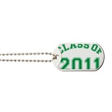 class-of-2011_green Dog Tags