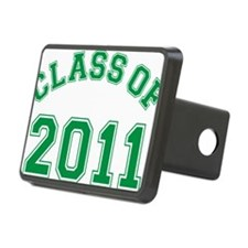 class-of-2011_green Hitch Cover