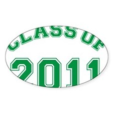 class-of-2011_green Decal
