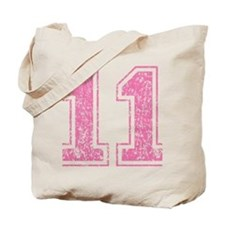 retro-11_pink Tote Bag