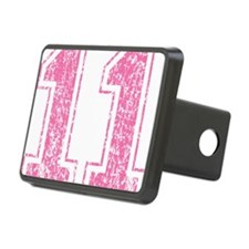 retro-11_pink Hitch Cover