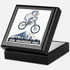 bike-bham-T Keepsake Box