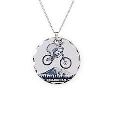 bike-bham-T Necklace