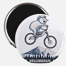 bike-bham-T Magnet