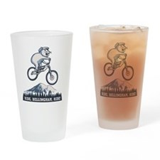 bike-bham-T Drinking Glass