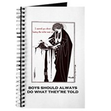 Beardsley Boys Journal