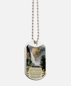 1 A COVER -AMERICA THE BEAUTIFUL 2 Dog Tags