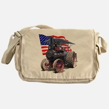 AdvanceSteam-10Flag Messenger Bag