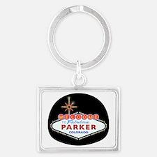 PARKER LIGHT Landscape Keychain