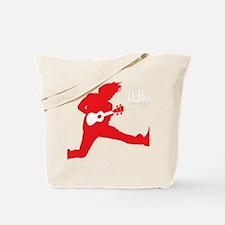 iUke Red Tote Bag