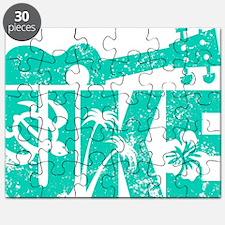 UKE Green Puzzle