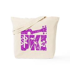 UKE Purple Tote Bag