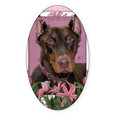 Mothers_Day_Pink_Tulips_Doberman_Re Decal