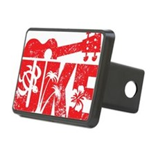 UKE Red Hitch Cover