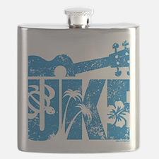 UKE Blue Flask