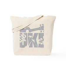 UKE Gray Tote Bag
