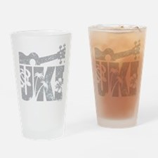 UKE Gray Drinking Glass