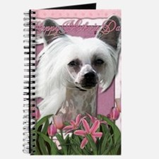 Mothers_Day_Pink_Tulips_Chinese_Crested_Ka Journal