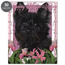 Mothers_Day_Pink_Tulips_Cairn_Rosco Puzzle