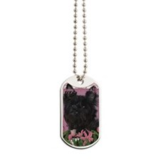 Mothers_Day_Pink_Tulips_Cairn_Rosco Dog Tags