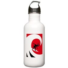 Circle iPad Water Bottle
