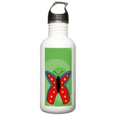 Butterfly-iPhone3g Water Bottle