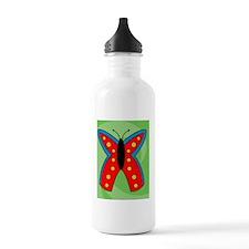 Butterfly-iPhone4s Water Bottle