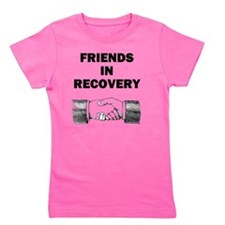 FRIENDS-RECOVERY Girl's Tee